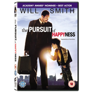 Produktbilde for The Pursuit Of Happyness (UK-import) (DVD)