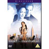 Maid In Manhattan (UK-import) (DVD)