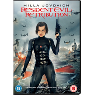 Produktbilde for Resident Evil: Retribution (UK-import) (DVD)