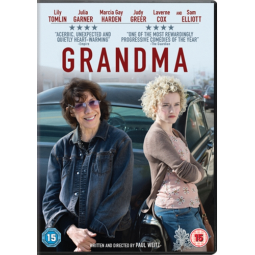 Grandma (UK-import) (DVD)