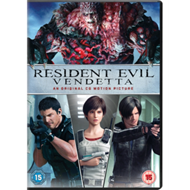 Resident Evil: Vendetta (UK-import) (DVD)