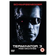 Produktbilde for Terminator 3 - Rise Of The Machines (UK-import) (DVD)