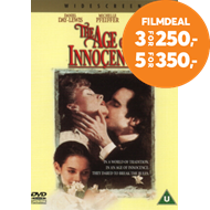Produktbilde for The Age Of Innocence (UK-import) (DVD)