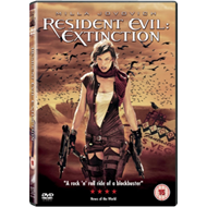 Produktbilde for Resident Evil: Extinction (UK-import) (DVD)