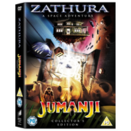 Zathura - A Space Adventure/Jumanji (UK-import) (DVD)