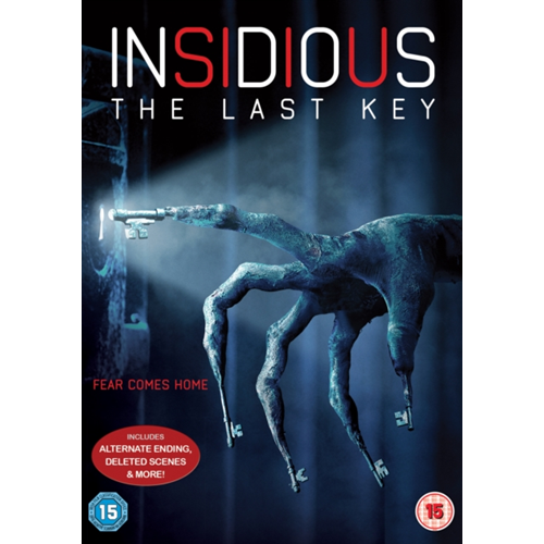 Insidious - The Last Key (UK-import) (DVD)