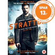 Produktbilde for Stratton (UK-import) (DVD)