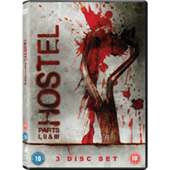 Produktbilde for Hostel 1-3 (UK-import) (DVD)