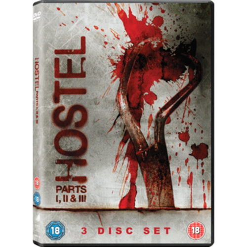 Hostel 1-3 (UK-import) (DVD)