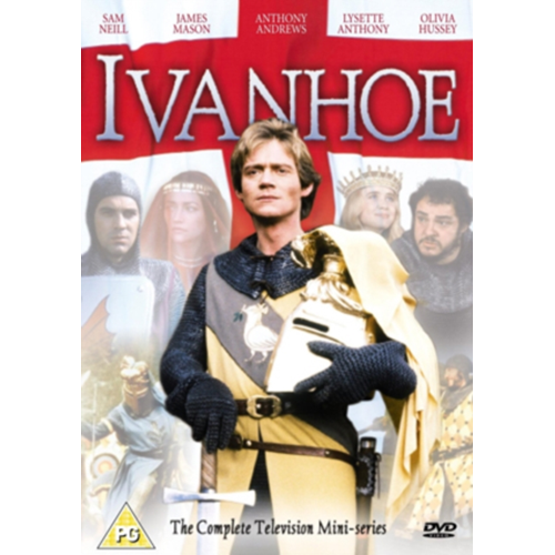 Ivanhoe (UK-import) (DVD)