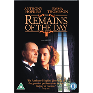 Produktbilde for The Remains Of The Day (UK-import) (DVD)