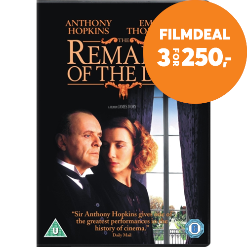 The Remains Of The Day (UK-import) (DVD)