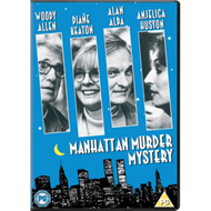 Manhattan Murder Mystery (UK-import) (DVD)