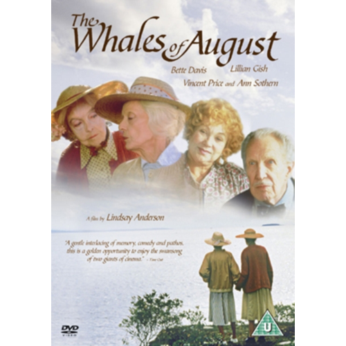 The Whales Of August (UK-import) (DVD)
