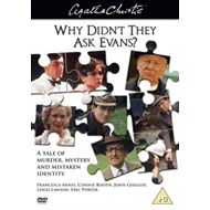Produktbilde for Agatha Christie's Why Didn't They Ask Evans? (UK-import) (DVD)