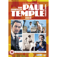 Produktbilde for Paul Temple: The Complete Collection (UK-import) (DVD)