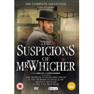 Produktbilde for The Suspicions Of Mr. Whicher: The Complete Collection (UK-import) (DVD)