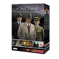 Foyle's War: The Complete Collection (UK-import) (DVD)
