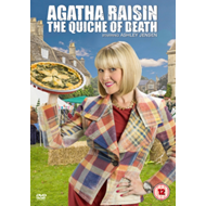 Agatha Raisin And The Quiche Of Death (UK-import) (DVD)