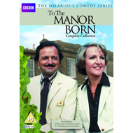 Produktbilde for To The Manor Born / Født På Solsiden - Complete Collection (UK-import) (DVD)