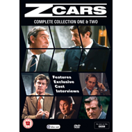 Z Cars: Complete Collection One And Two (UK-import) (DVD)