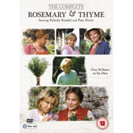Produktbilde for Rosemary And Thyme: The Complete Series 1-3 (UK-import) (DVD)
