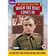 When The Boat Comes In: The Complete Collection (UK-import) (DVD)