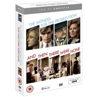 Produktbilde for The Witness For The Prosecution/And Then There Were None (UK-import) (DVD)