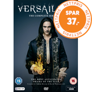 Produktbilde for Versailles: The Complete Series One (UK-import) (DVD)