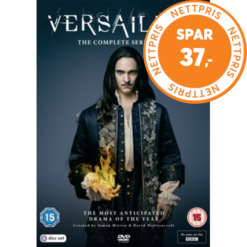 Versailles: The Complete Series One (UK-import) (DVD)