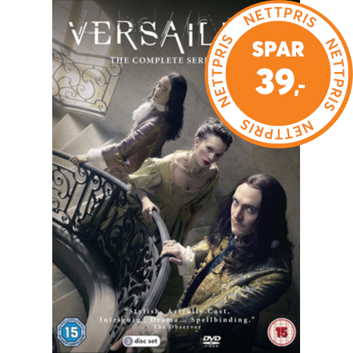 Versailles: The Complete Series Two (UK-import) (DVD)