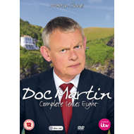Doc Martin - Sesong 8 (UK-import) (DVD)