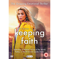 Keeping Faith (UK-import) (DVD)
