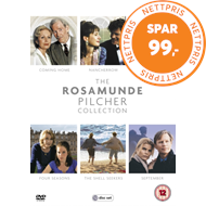 Produktbilde for Rosamunde Pilcher: The Complete Collection (UK-import) (DVD)