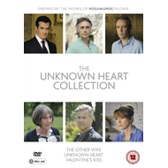 Unknown Heart Collection (UK-import) (DVD)