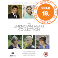 The Unknown Heart Collection (UK-import) (DVD)