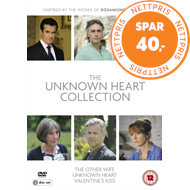 Produktbilde for The Unknown Heart Collection (UK-import) (DVD)