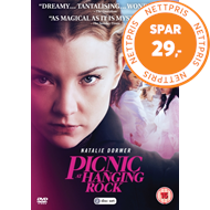 Produktbilde for Picnic At Hanging Rock (UK-import) (DVD)