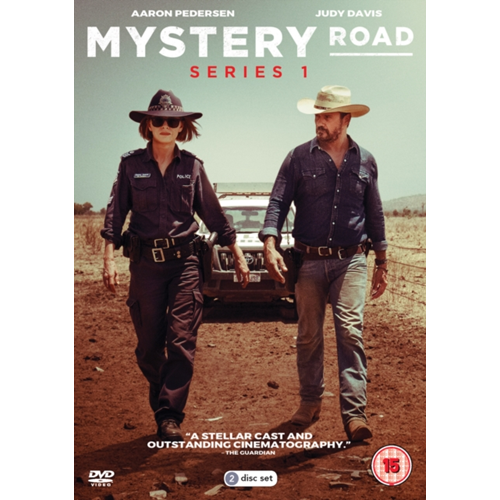 Mystery Road: Series 1 (UK-import) (DVD)