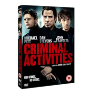 Criminal Activities (UK-import) (DVD)