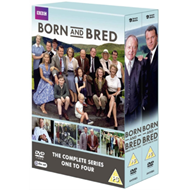 Born And Bred: Complete Series 1-4 (UK-import) (DVD)