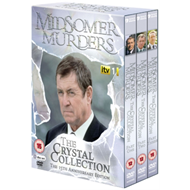 Midsomer Murders: The Crystal Collection (UK-import) (DVD)