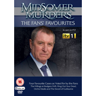 Midsomer Murders: The Fans' Favourites (UK-import) (DVD)