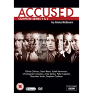 Produktbilde for Accused: Series 1 And 2 (UK-import) (DVD)