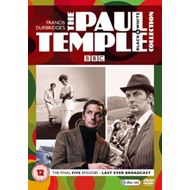 Paul Temple: The Black And White Collection (UK-import) (DVD)