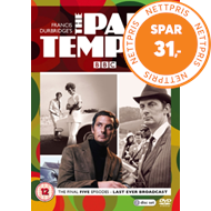 Produktbilde for Paul Temple: The Black And White Collection (UK-import) (DVD)