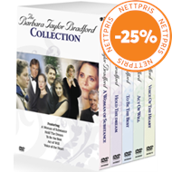 Produktbilde for The Barbara Taylor Bradford Collection (UK-import) (DVD)
