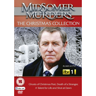 Midsomer Murders: The Christmas Collection (UK-import) (DVD)
