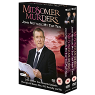 Midsomer Murders: John Nettles - My Top Ten (UK-import) (DVD)