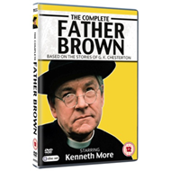 Father Brown: The Complete Series (UK-import) (DVD)